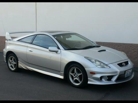 My 2002 Toyota Celica GTS