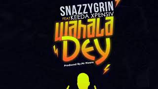 Snazzygrin Ft Keeda Xpensiv - Wahala Dey (Official Audio).mp3