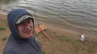 видео Озернинское водохранилище. рыбалка, отдых