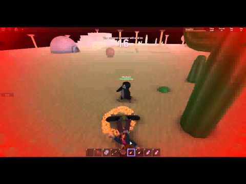 Roblox Glitch: survive the disasters...