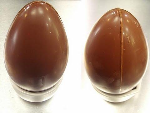 L 39 uovo di pasqua di luca montersino youtube - Uova di pasqua decorazioni ...