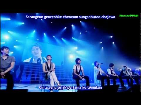 Super Junior - Shining Star (indo sub)