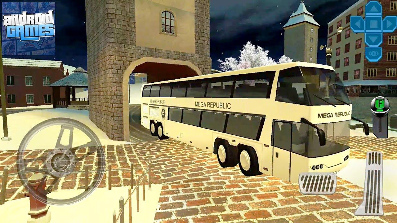 ski resort driving simulator 14 android gameplay fhd. Black Bedroom Furniture Sets. Home Design Ideas