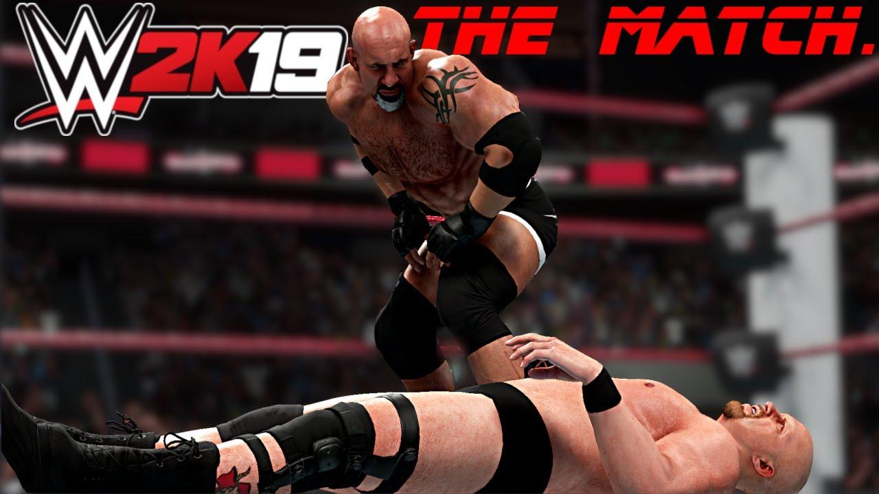 Download Goldberg vs Austin   #WWE 2K19 #OneMoreStreak
