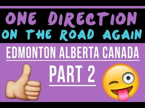 || FULL LENGTH One Direction OTRA Edmonton Concert || Part 2