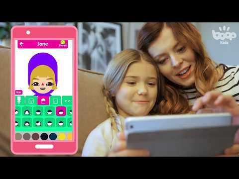 Boop Kids - Smart Parenting - Family Games for Working Moms & Kids (iOS)