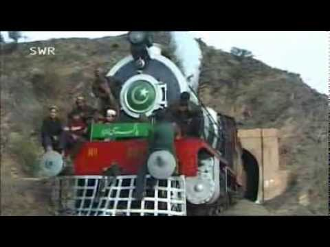 Pakistan | Bahnabenteuer am Khyber Pass