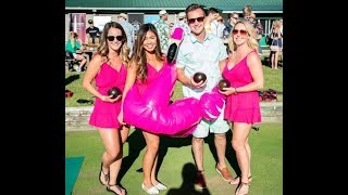 Lawn Summer Nights event brings Lawn bowling for cystic fibrosis
