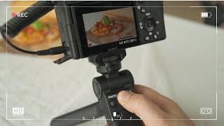 [2편] 요리 유튜버에게 꼭 필요한 카메라 SONY '…