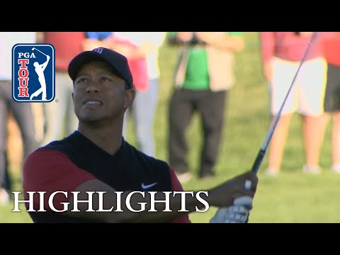Tiger Woods' extended highlights | Round 4 | Farmers