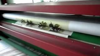 roller sublimation heat transfer machine PY-003B