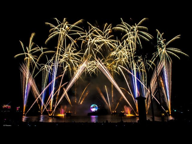 Epcot Forever fireworks 4k live stream