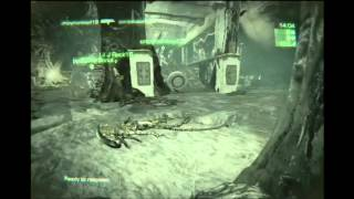 aliens colonial marines multiplayer gameplay escape mode