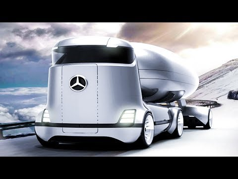 8 Future Trucks YOU MUST SEE
