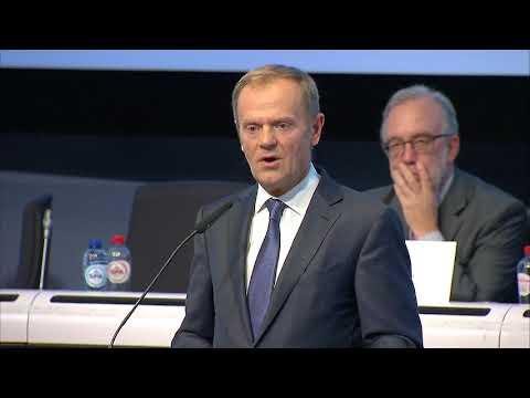 Declaración de Donald Tusk sobre Catalunya