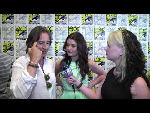 Robert Carlyle and Emilie De Ravin talk season 4 of 'Once Upon a Time'