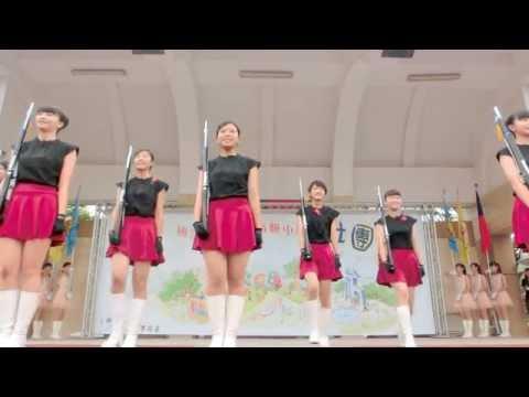 2016-05-21嘉女儀隊57屆嘉女園遊會表演:《儀千零一夜》-胡桃鉗