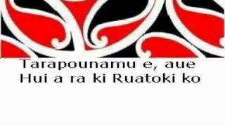 Tu Whenua - Tui Teka
