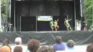 Germaul Barnes ViewsicExpressions dance performance St