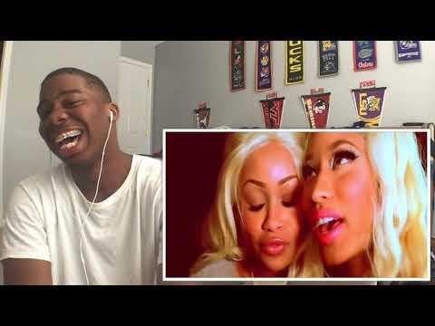 Gulleyboy - 7 Worst Nicki Minaj Songs Reaction