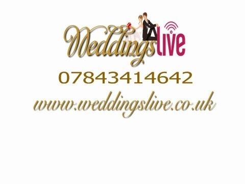 Weddings  - Robbie Williams tickets draw