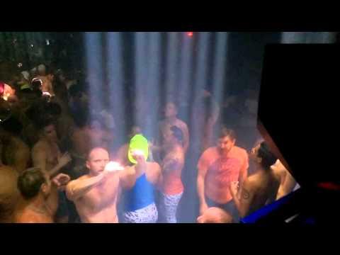 Dj Thiago Oliveira at Beyond in Space Ibiza NYC