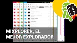 MiXplorer, el mejor explorador de archivos para Android