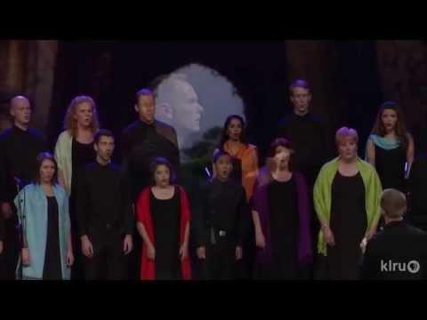 """Conspirare performs """"Agnus Dei"""" (excerpt)"""