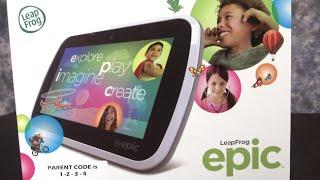 LeapFrog Epic from LeapFrog