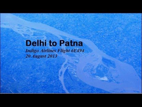 Delhi to Patna