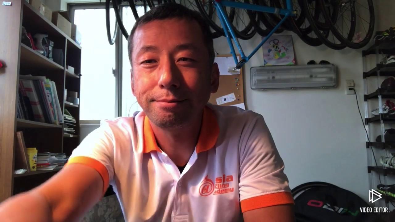 福島晋一自転車談義。VOL1 才能がある若い選手がフランスに行った方がいいわけ。