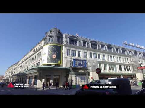 Bureaux à Louer - Boulevard Raspail 75007 Paris - Cushman & Wakefield