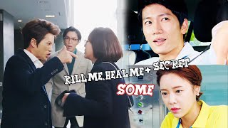 Video Kill Me Heal Me + Secret MV (Cute & funny scenes) || Some || Ji Sung x Hwang Jung Eum download MP3, 3GP, MP4, WEBM, AVI, FLV Maret 2018