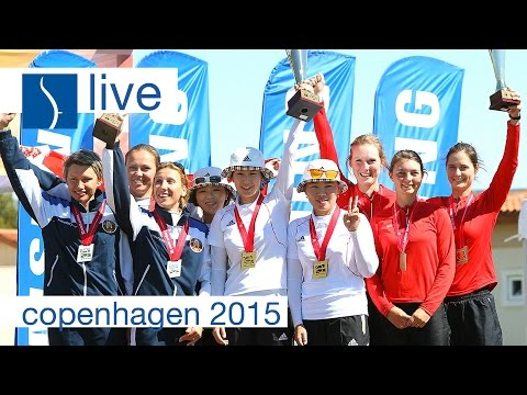 Live Session: Recurve Team Finals | Copenhagen 2015