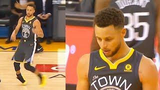Stephen Curry Injury?  Warriors vs Spurs February 10, 2018