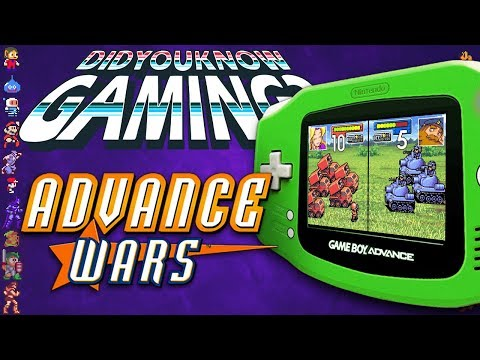 Advance Wars - Did You Know Gaming? Feat. Gaming Historian