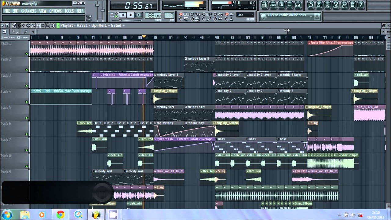 flp projects download
