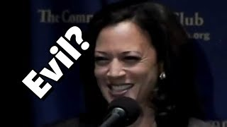 Is Kamala Harris Evil? (Yes) | The Speed Dogs