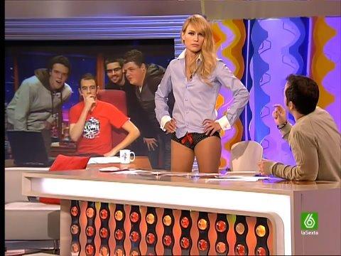 Susanna griso espectacular doovi - Patricia conde en ropa interior ...
