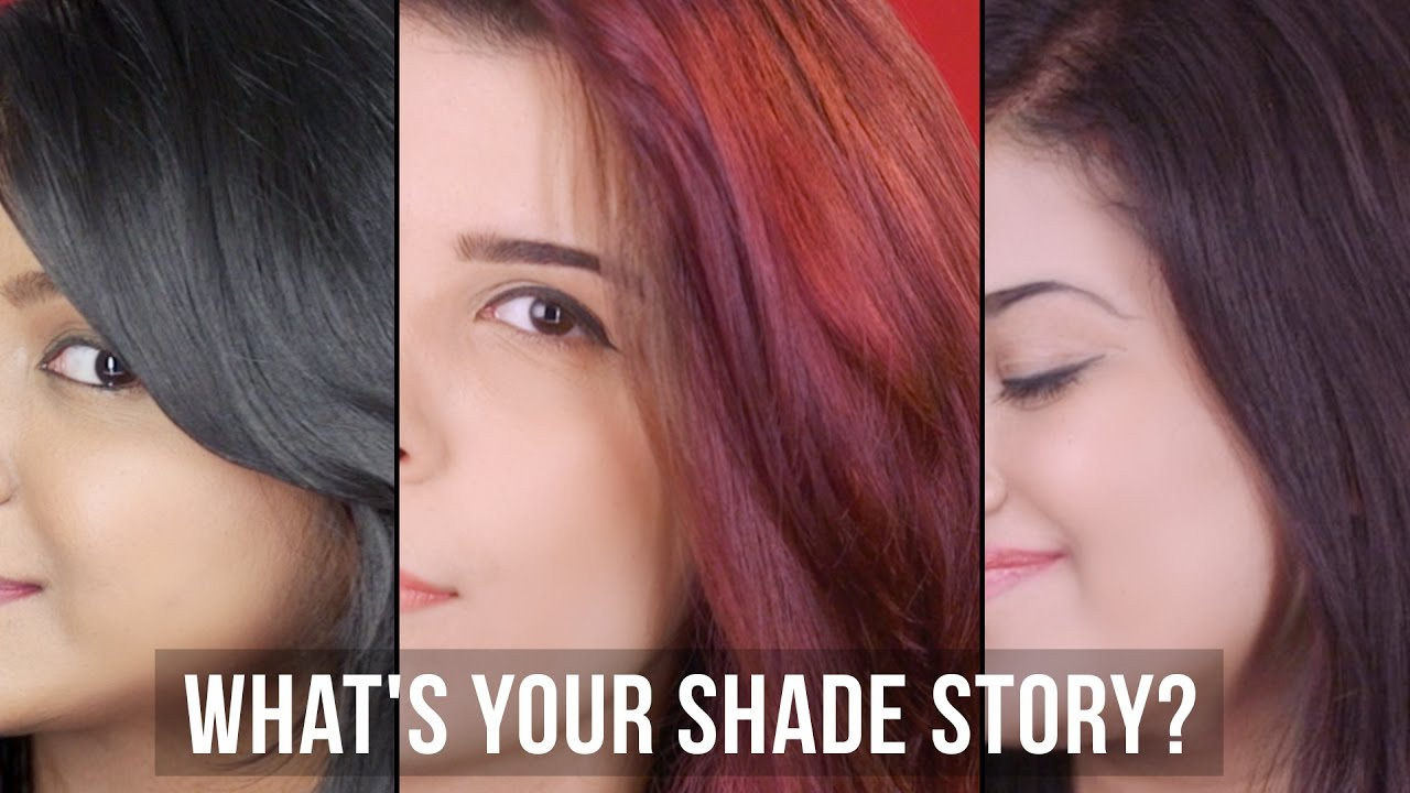 How To Choose The Right Hair Colour Shade For You Glamrs Youtube