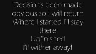 The Theft - Atreyu lyrics