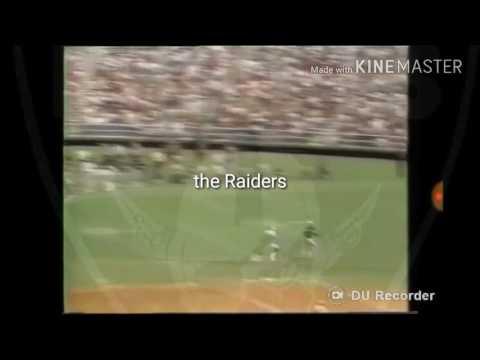 The Raiders 1960-2015