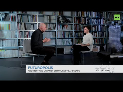 SophieCo. Visionaries | I'm the prototype of cognitive dissonance, Rem Koolhaas