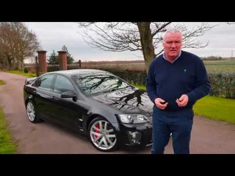Vauxhall VXR8 6.2 litre REVIEW AND FOR SALE