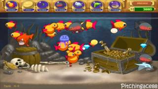 Lets Play Insaniquarium Deluxe - Tank 4-4