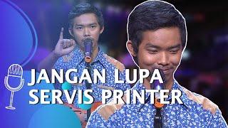 Full Pecah Stand Up Comedy Dodit Servis Printer Hingga Diledek Raditya Dika Soal Kumis Suci 4