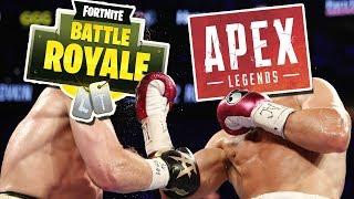 Ist der Fortnite Hype vorbei? Apex Legends