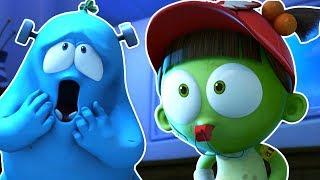 Spookiz | NEW Season 3 - Monster Diet | 스푸키즈 | Zombie Cartoon for Kids