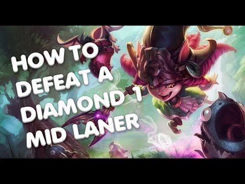 How to defeat a Diamond 1 Mid