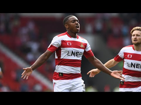 Doncaster Rovers 2 Lincoln City 1 Highlights   IFollow Rovers